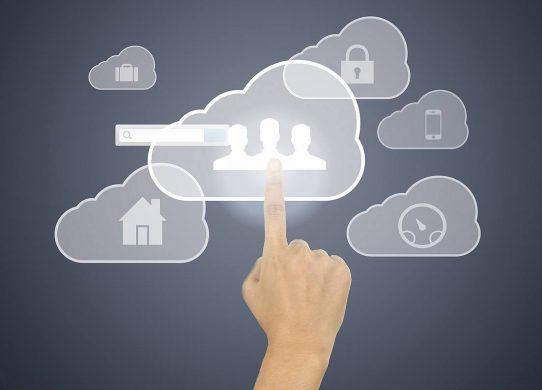 共享文件夹的云平台