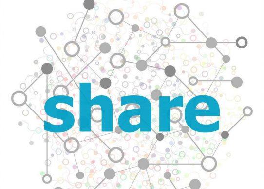 哪个网盘可以分享文件?
