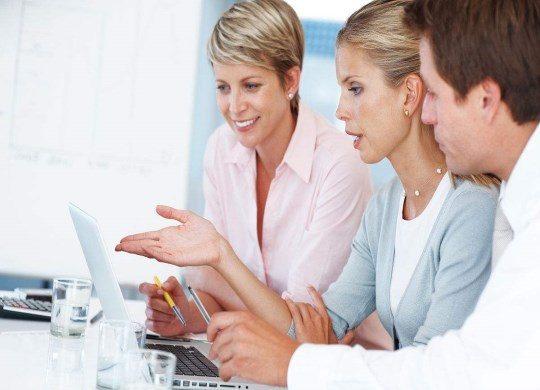 选对文档共享管理系统可提高企业员工办公效率