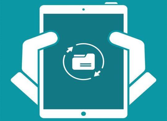怎么用手机共享文件呢?