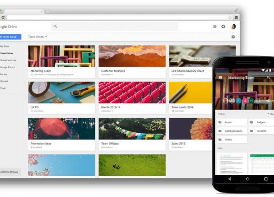 Google企业网盘Team Drives:企业文档集中化管理