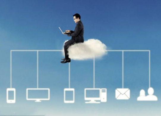 企业办公就用亿方云企业网盘 高效的文件共享方式和完善的权限体系